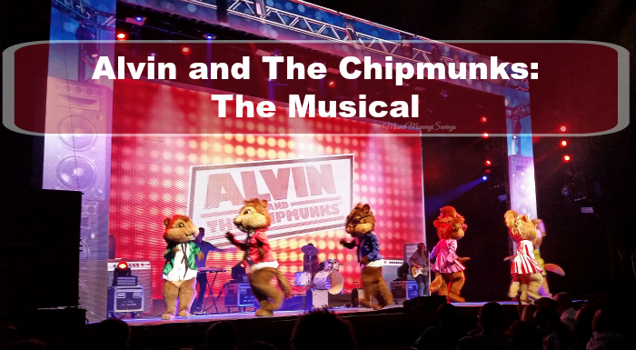 Alvin and The Chipmunks: The Musical