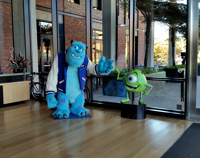*Exclusive*: Touring Pixar Animation Studios in San ...
