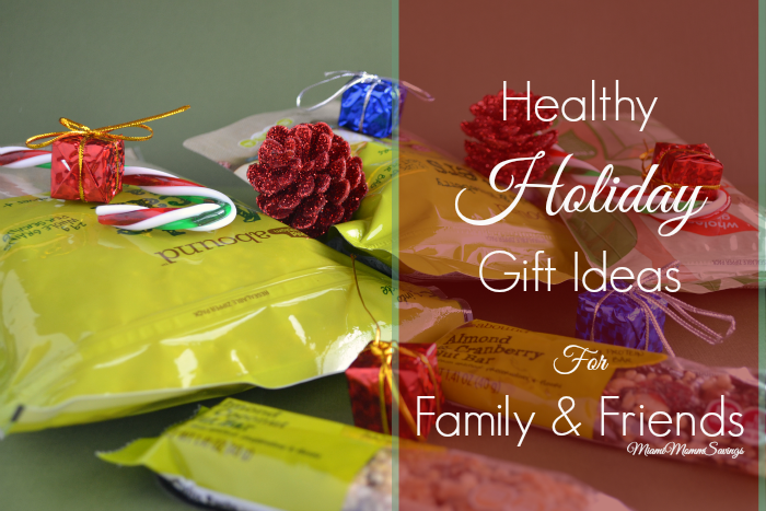 Healthy Holiday Gift Ideas For Family and Friends