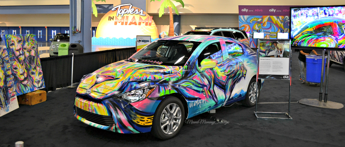 What You Will See At The Miami International Auto Show Cleverly - Car show miami today