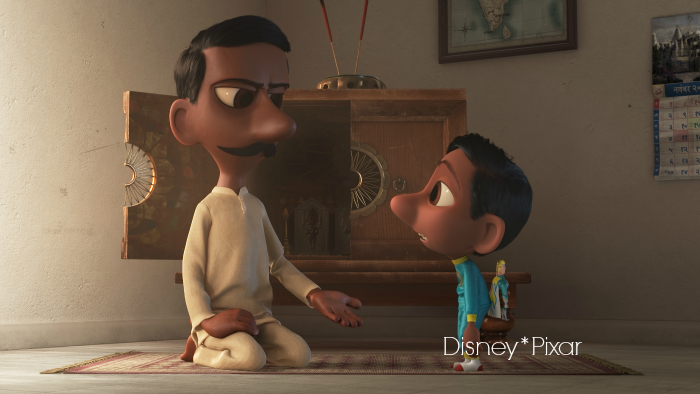 Disney/Pixar's Sanjay's Super Team Short Film