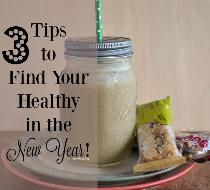3 Tips to Find Your Healthy in the New Year + Giveaway