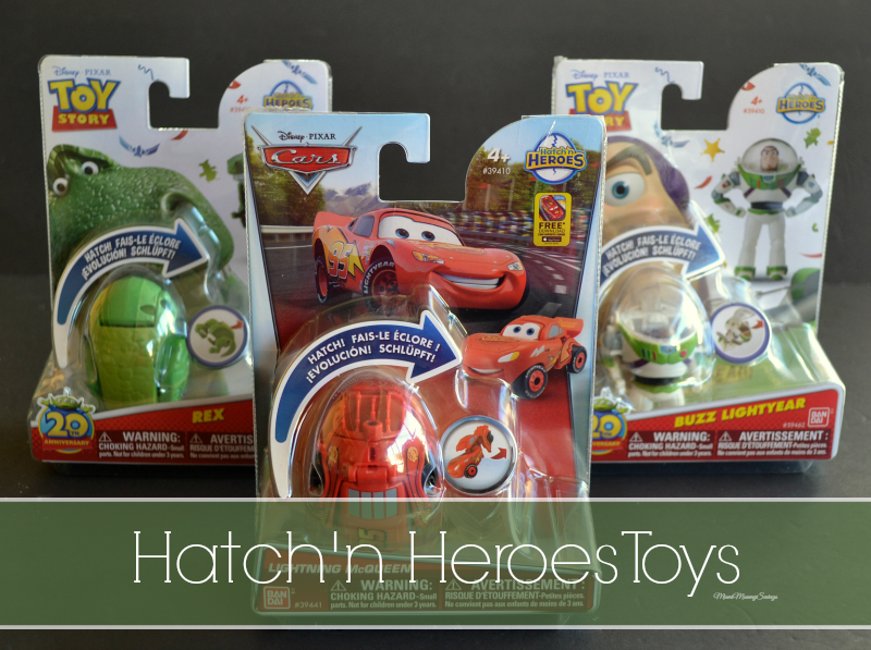 Stocking Stuffers Gift Ideas: Hatch 'n Heroes Toys