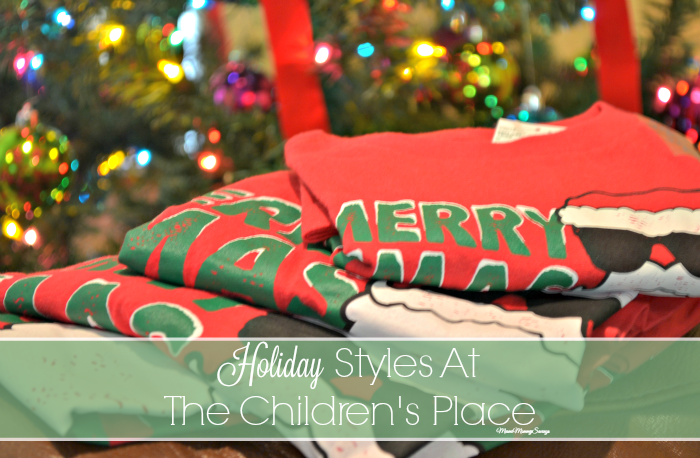 Holiday Styles At The Children's Place