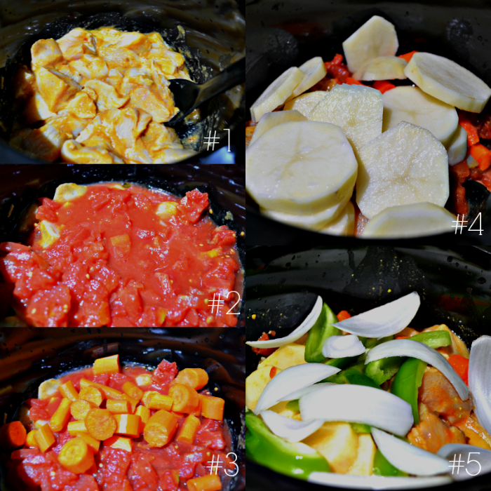 Slow Cooker Chicken Stew, more at MiamiMommySavings.com
