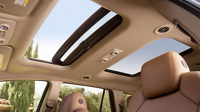 2016 Buick Enclave: Modern Luxurious Mid-Size SUV. More at MiamiMommySavings.com