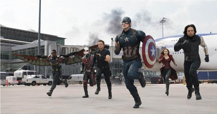 New Marvel's Captain America: Civil War Trailer