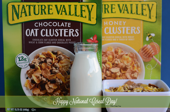 Happy National Cereal Day!