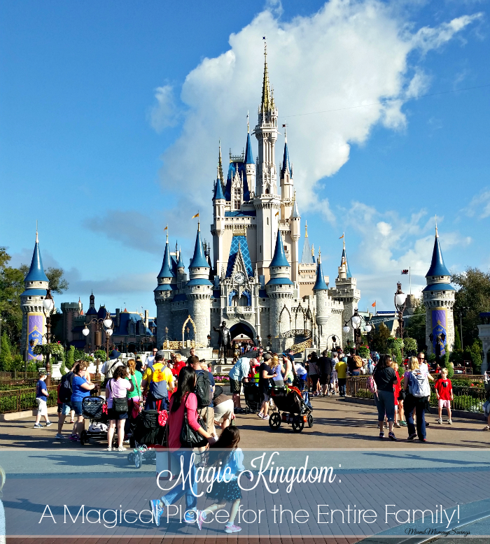 Magic Kingdom: A Magical Place for the Entire Family!