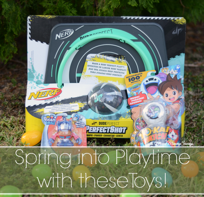 Spring Into Playtime with These Toys