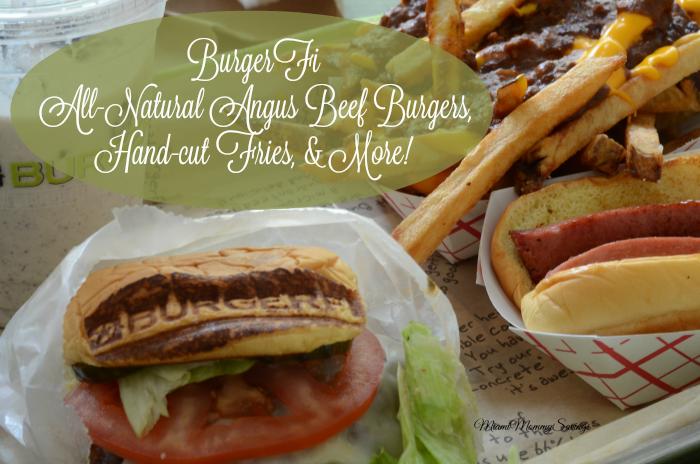 BurgerFi: All-Natural Angus Beef Burgers, Hand-cut Fries, & More!