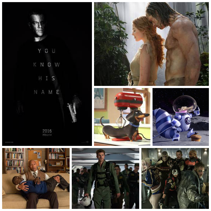 Summer 2016 Film Preview