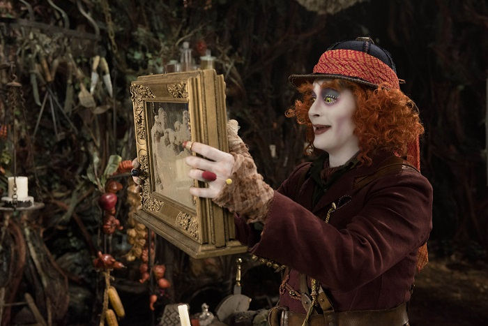 Alice Through the Looking Glass Coloring & Activity Sheets