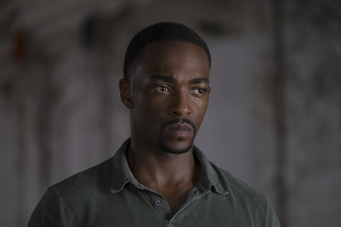 Exclusive Interview with Anthony Mackie (Falcon) from Captain America: Civil War