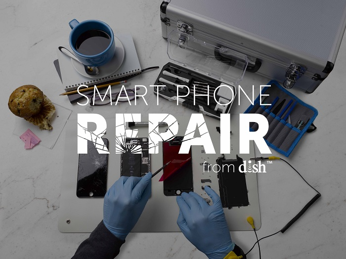 Onsite Smartphone Repair Service from Dish