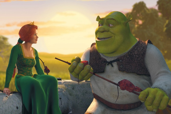 DreamWorks Animation's Shrek 15th Anniversary Movie Giveaway