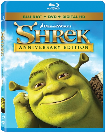 DreamWorks Animation's Shrek 15th Anniversary Movie Giveaway. More at MiamiMommySavings.com