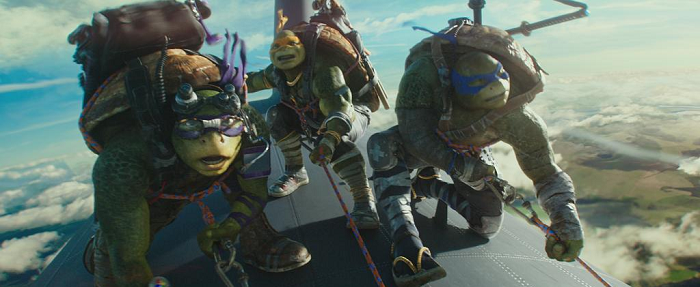 Teenage Mutant Ninja Turtles: Out of the Shadows Movie Review. More at MiamiMommySavings.com