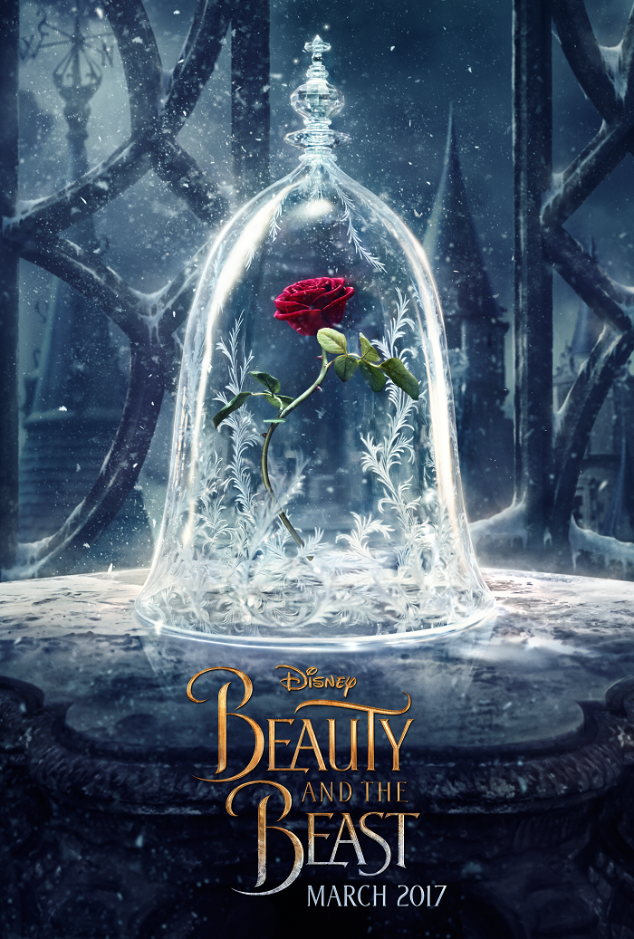 Check out the New Beauty and The Beast Teaser Poster. More at CleverlyMe.com