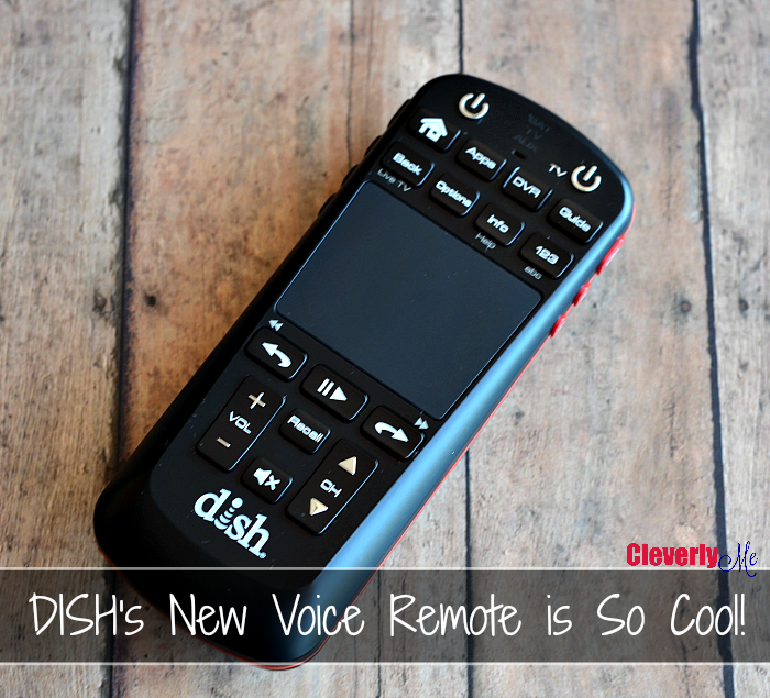 DISH's New Voice Remote is So Cool!