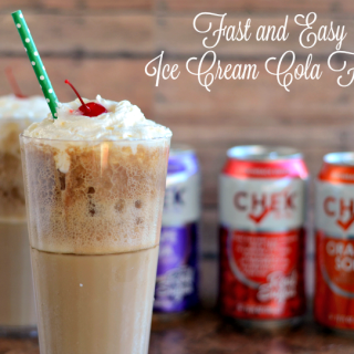 Fast-and-Easy-Ice-Cream-Cola-Float-Main-Cleverly-Me