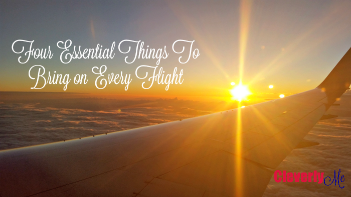 Four Essential Things to Bring on Every Flight