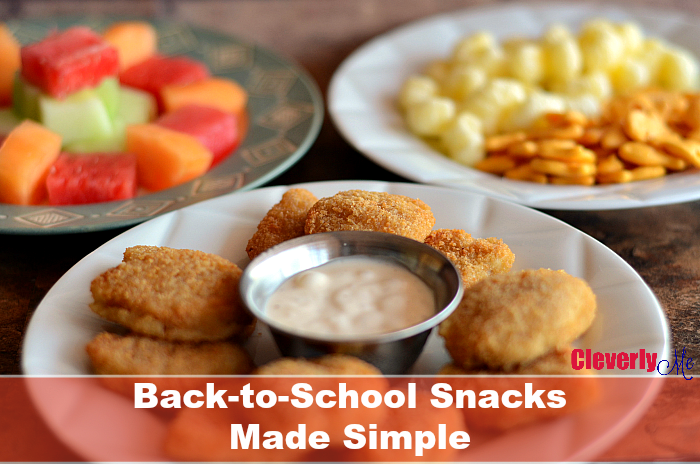Back-to-School Snacks Made Simple