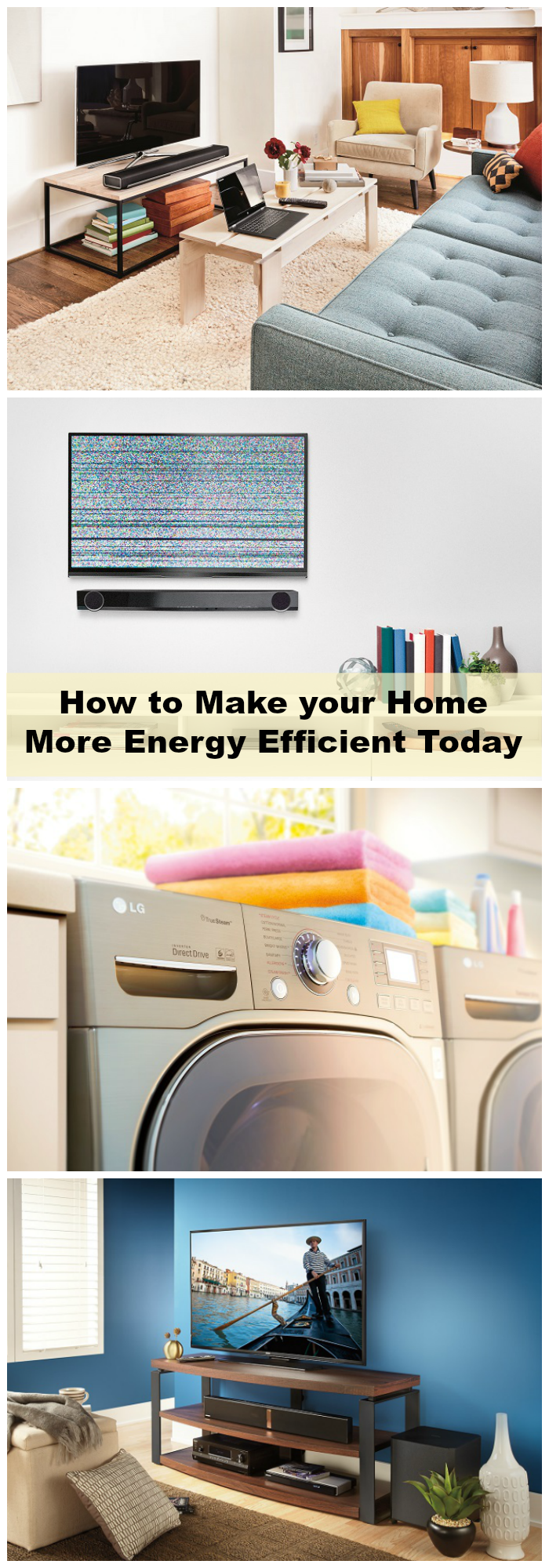 Learn How to Make your Home More Energy Efficient Today with just a few changes. Learn more at CleverlyMe.com