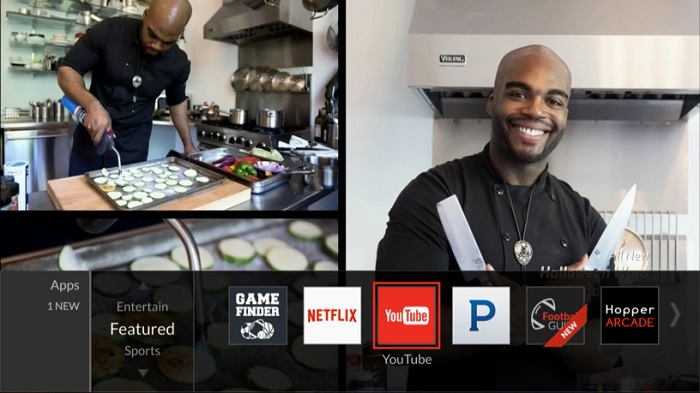 YouTube App Debuts on Hopper 3 DVR
