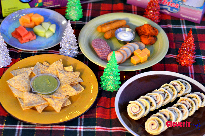 With a little imagination and planning, Hosting a Holiday Party On A Budget is possible. More at CleverlyMe.com
