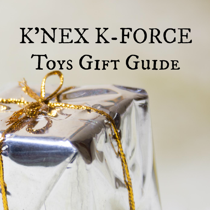 K'NEX K-FORCE Toys Gift Guide
