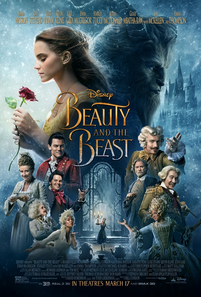 New Beauty and the Beast TV Spot and Poster