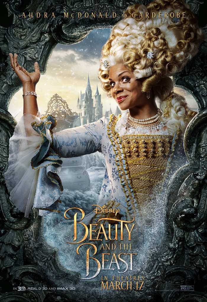 New Beauty and the Beast Character Posters! More at CleverlyMe.com