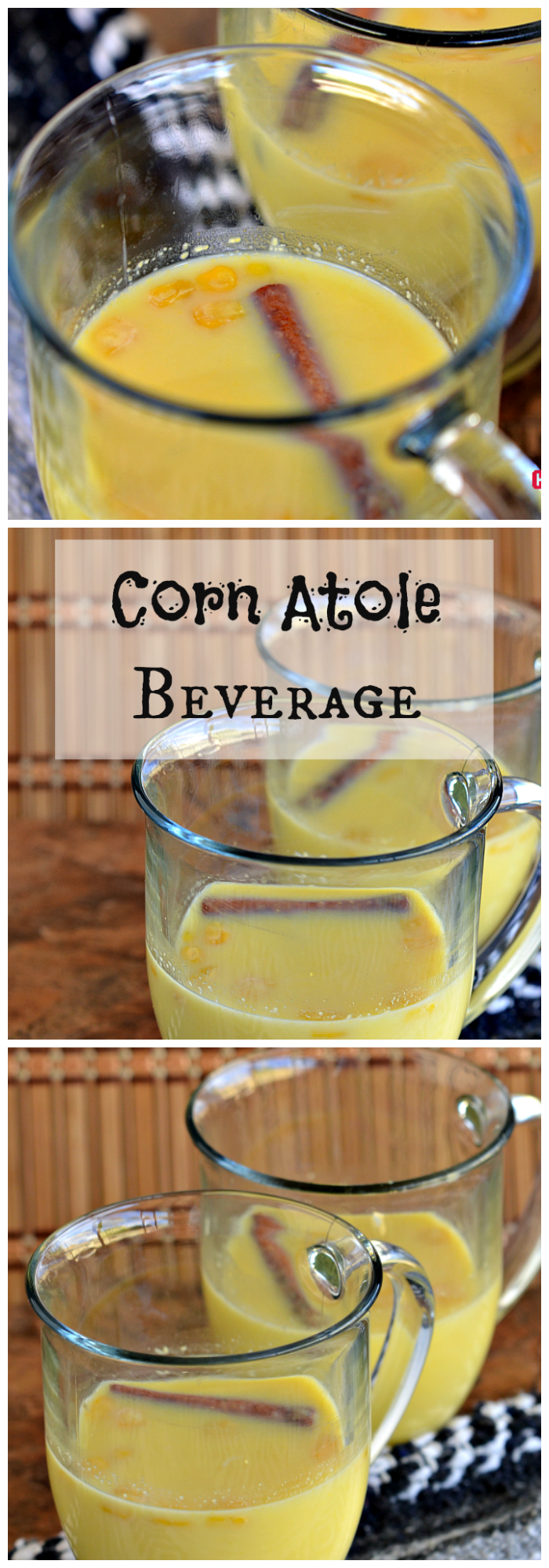 Have you tried to make corn atole? If you haven't, you have to try this Corn Atole Recipe. More at CleverlyMe.com