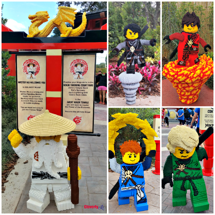 Become The Ninja at LEGOLAND Florida Resort | Cleverly Me - South ...