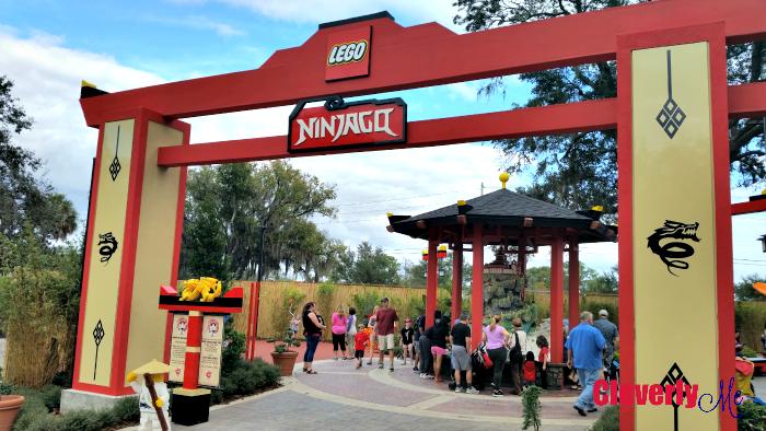 Become The Ninja at LEGOLAND Florida Resort