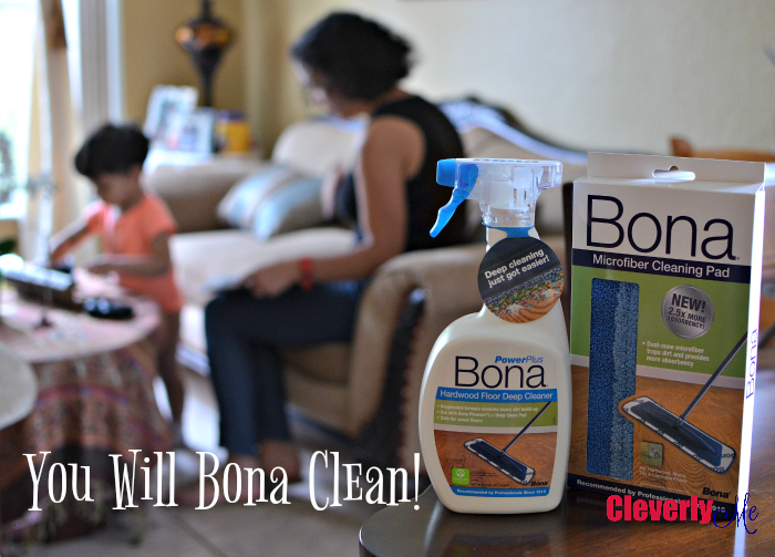 You Will Bona Clean!