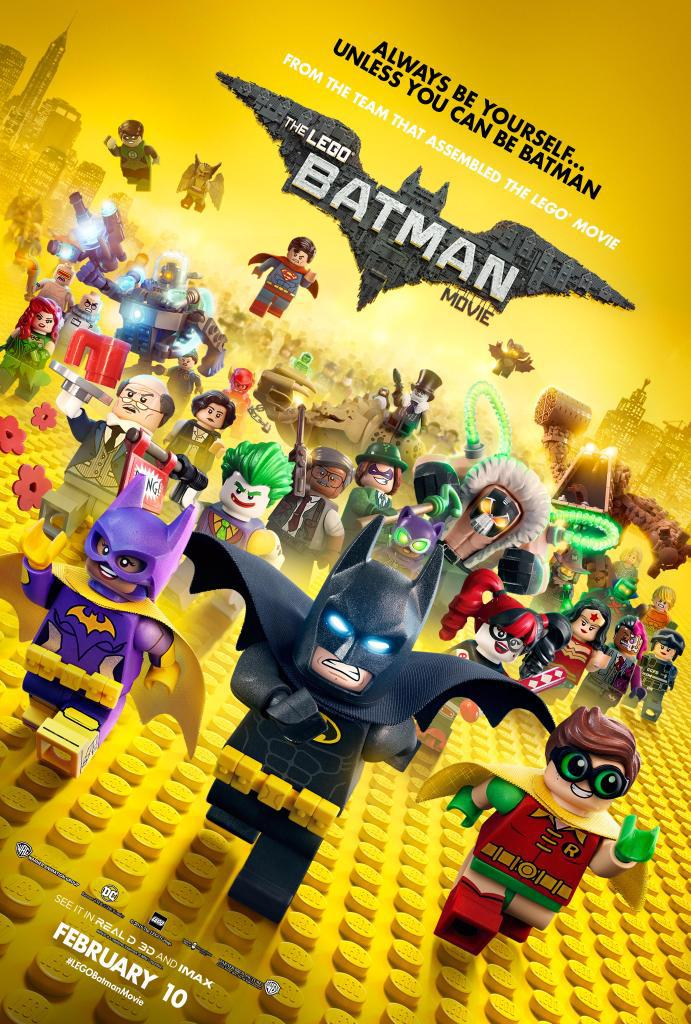 Check out our The LEGO Batman Movie - Movie Review, it is funny and entertaining movie with a great family message. More at CleverlyMe.com