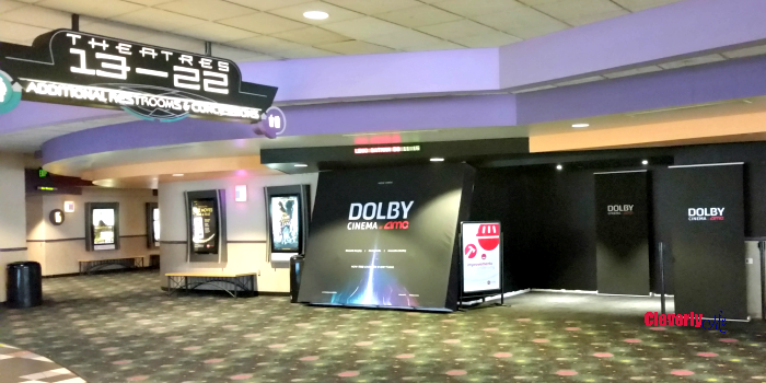 New Dolby Cinema at AMC Sunset Place 24. Learn more at CleverlyMe.com