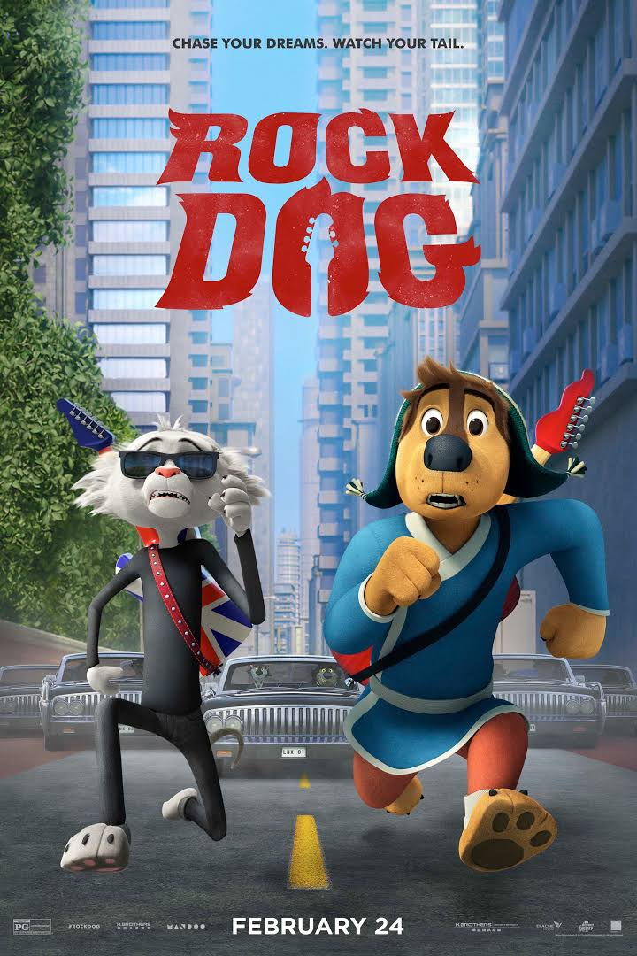 Rock Dog Movie Review - Rock Dog is such a sweet come-of-age family-friendly movie. Read the review at CleverlyMe.com