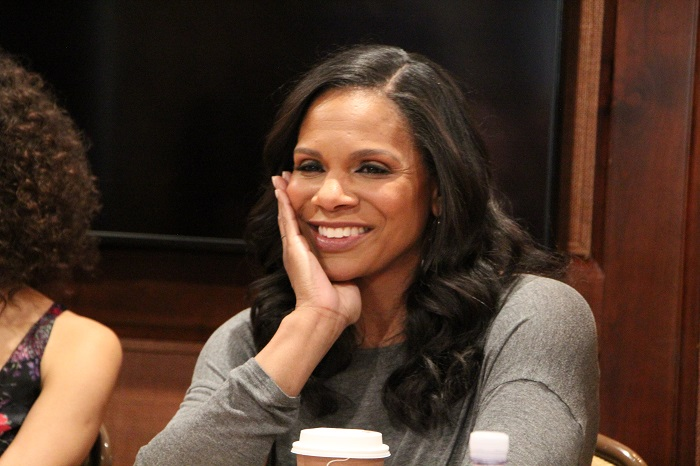 Beauty And The Beast: Exclusive Interview with Audra McDonald and Gugu Mbatha-Raw. More at CleverlyMe.com