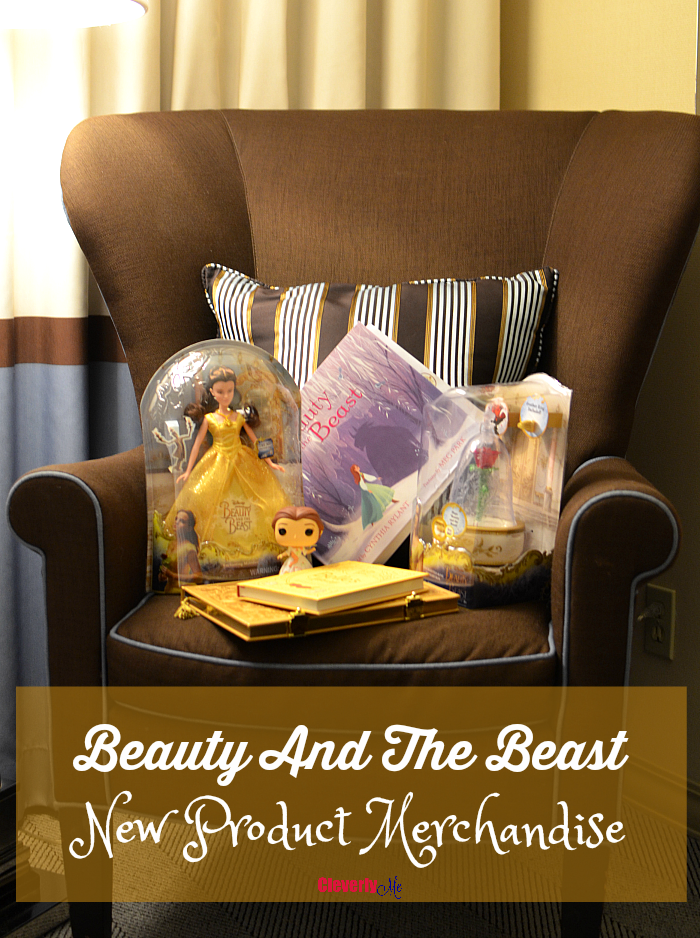 Beauty And The Beast: Film Review & New Product Merchandise. More at CleverlyMe.com
