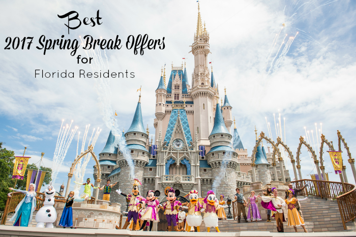 Planning on traveling to the Orlando area this Spring break? Check out the Best 2017 Spring Break Offers for Florida Residents available right now. More at CleverlyMe.com