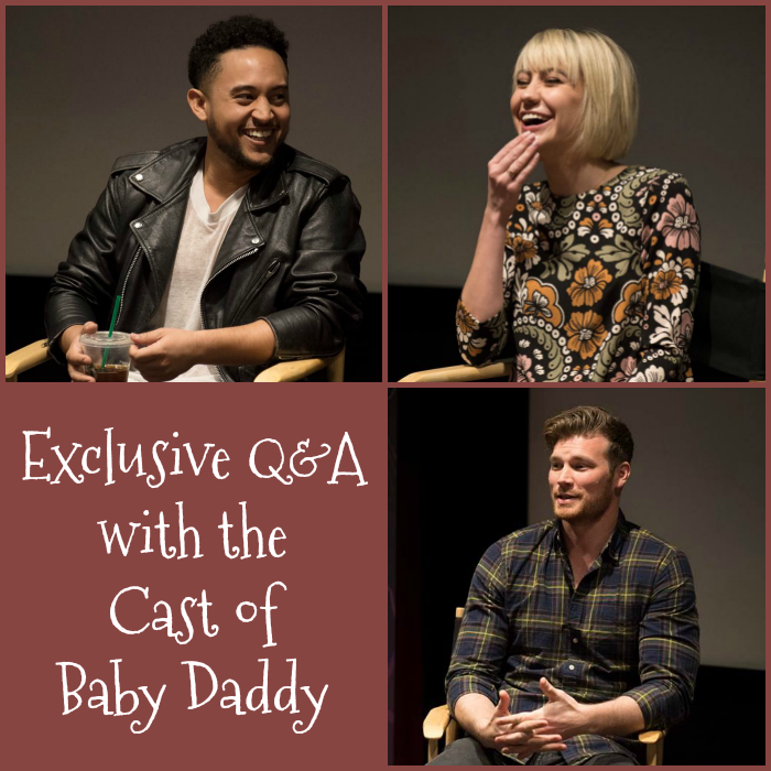 Exclusive Q&A with the Cast of Baby Daddy