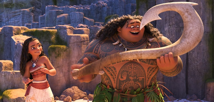 Moana: Exclusive Behind-the-Scenes Presentation