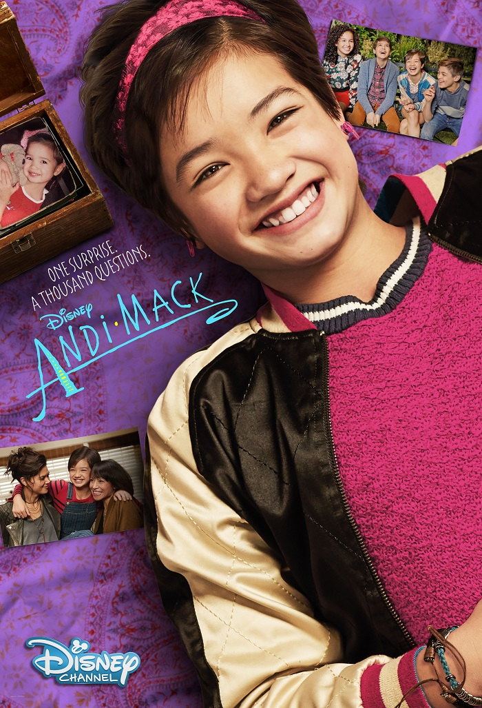 "Disney Channel's ""Andi Mack"" – Is A Must-See Show!"
