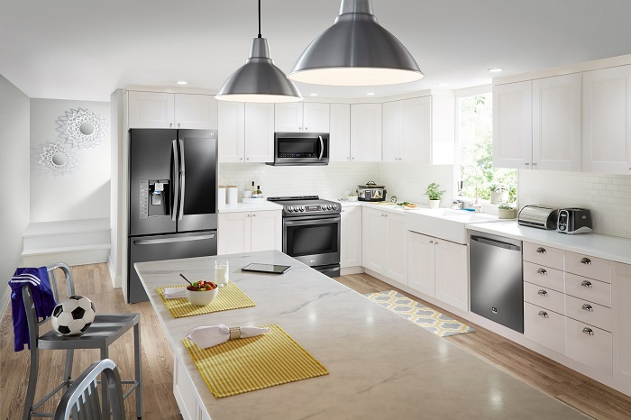 Remodel your kitchen with LG Appliances