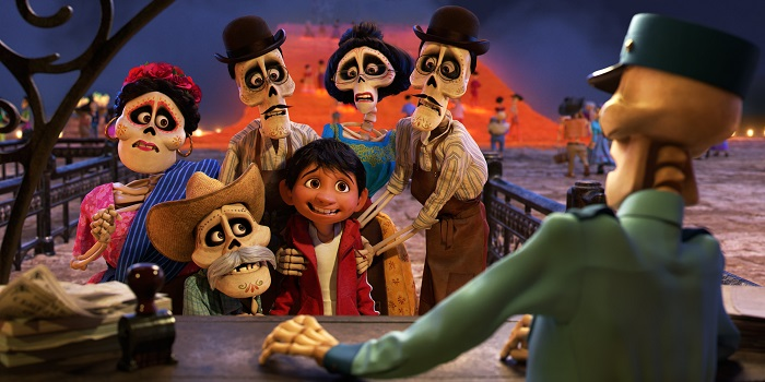 Disney•Pixar's Coco: Official US Trailer Now Available