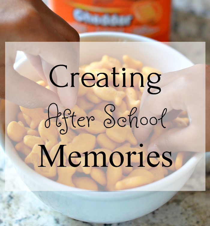 Summers are fun, but now it is time to get back into the Back-to-school routine. But first, why not make the commitment to creating after school memories all year through? More at CleverlyMe.com