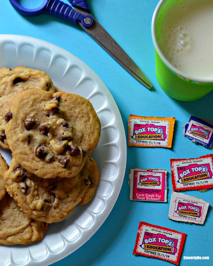 Looking for ways to Give Back To Your School This Year? You need to check out the Box Tops for Education initiative. More at CleverlyMe.com